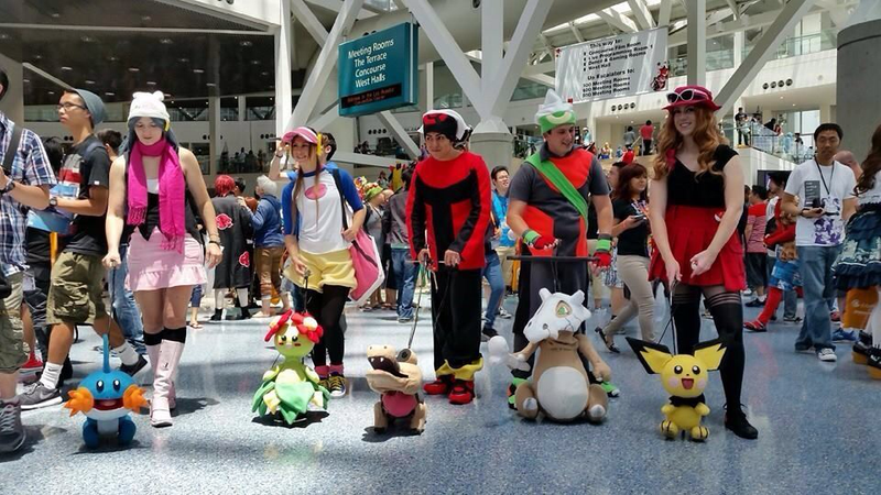 Illustration for article titled Taking Pokémon Cosplay To The Next Level