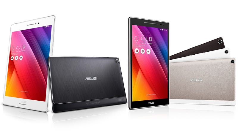 """Illustration for article titled Lo nuevo de Asus: tabletas con batería """"extra"""" y móviles para selfies"""