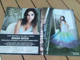 Illustration for article titled Rogán Cecília egyáltalán nem akar unalmas politikusfeleség lenni