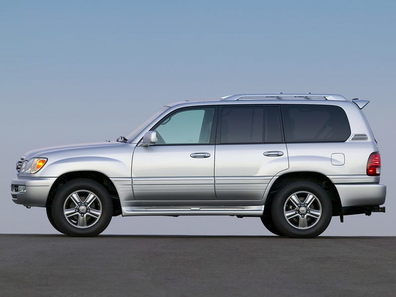 Illustration for article titled Late20 Guide: Lexus LX450/470