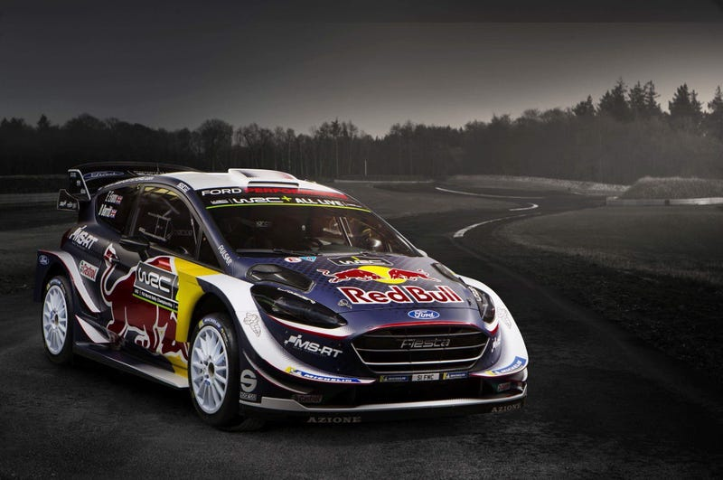 Illustration for article titled WRC to offer live streaming of ALL rally stages this year