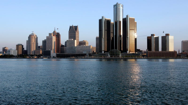 Severe pollution at the Detroit River helped push through the Clean Water Act. Look at it now.