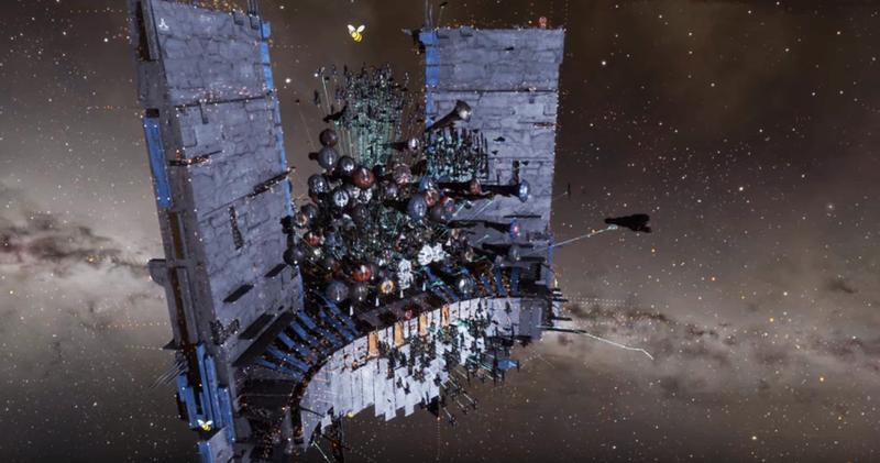 Imperium Capital Fleet on the move Screenshot: Shingly