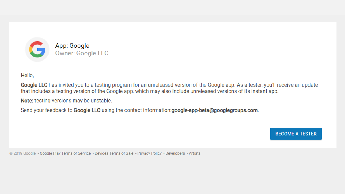 How to Share Search Results from the Google App
