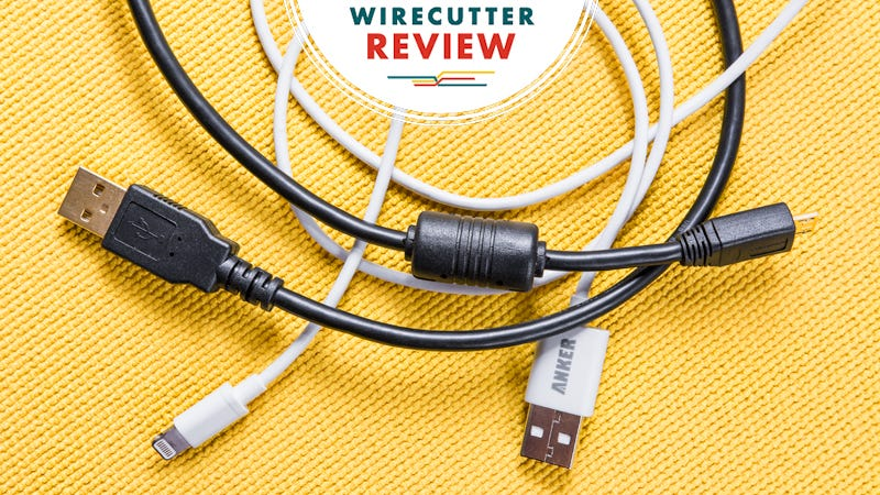 Illustration for article titled The Best Micro-USB and Lightning Cables