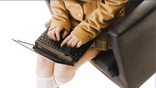 Illustration for article titled Hacker? Cracker? Who Cares, She's Only 11!