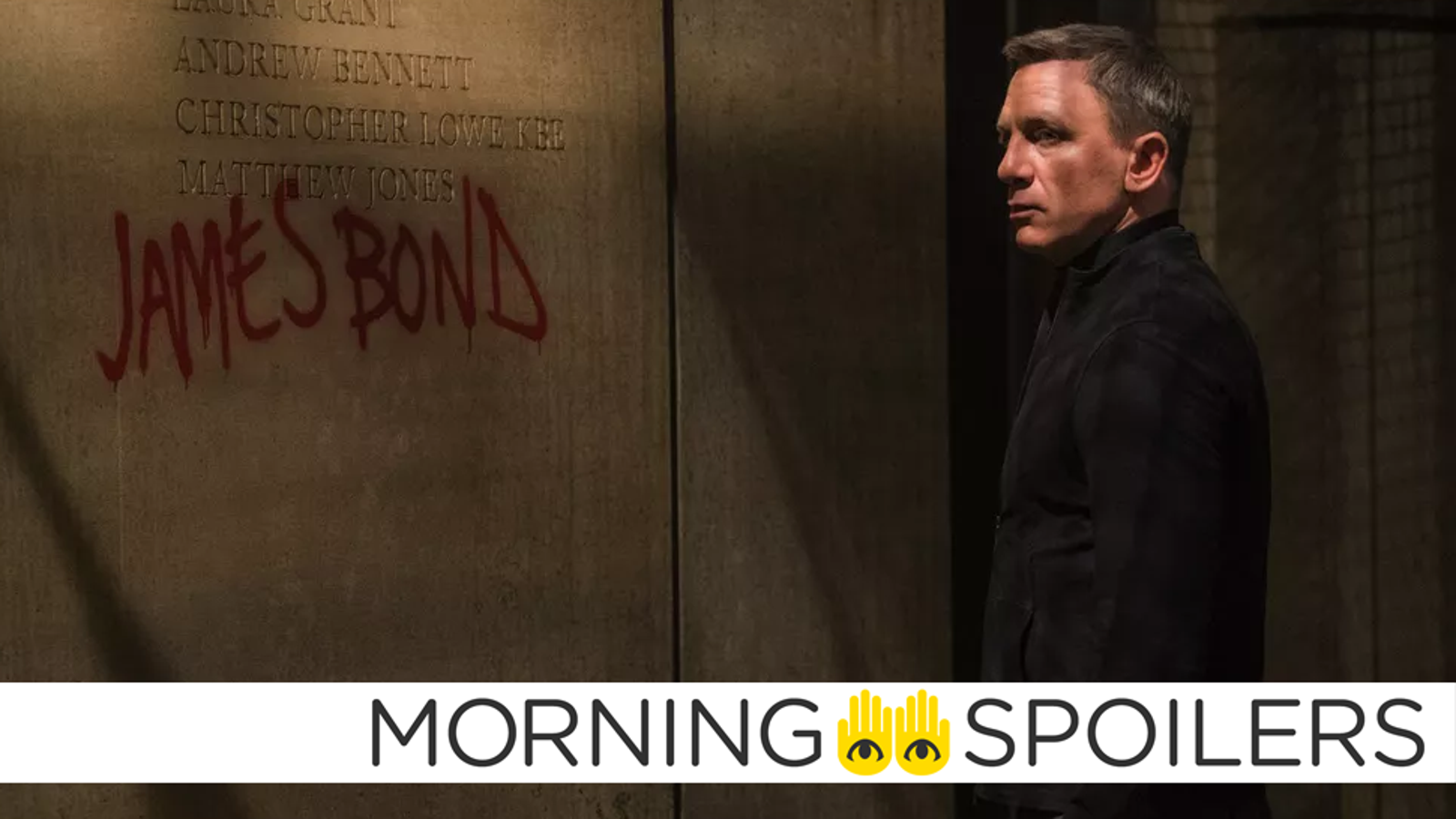 Don't Get Too Excited About Those James Bond Rumors