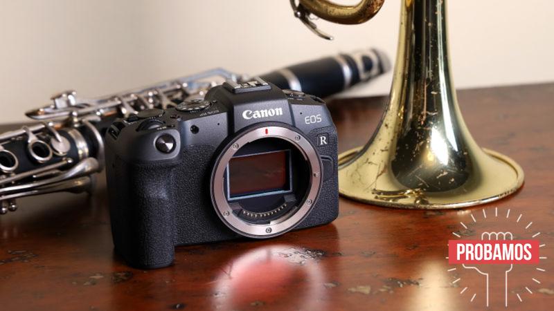 Illustration for article titled La nueva Canon EOS RP es la cámara sin espejo y de formato completo barata que estabas esperando