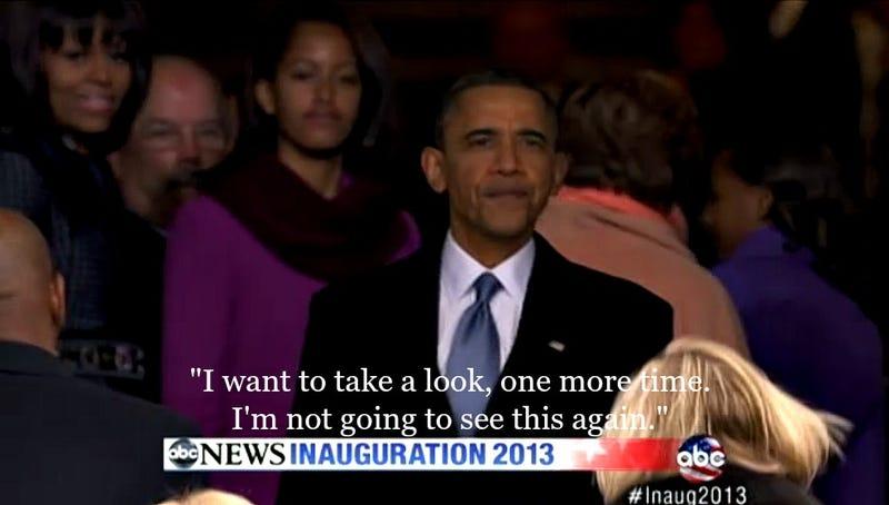 President Barack ObamaScreenshot