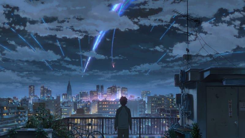 Your Name (2016). Imagen: Tōhō