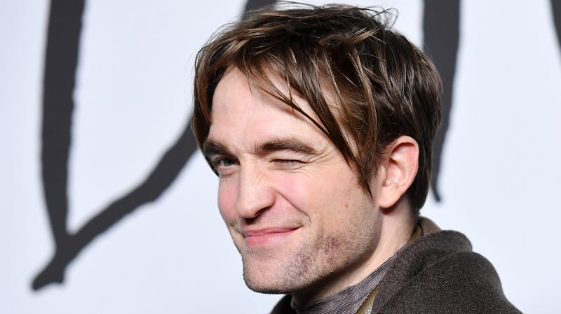 Illustration for article titled Robert Pattinson is now Batman, which we swear is not a Twilight joke