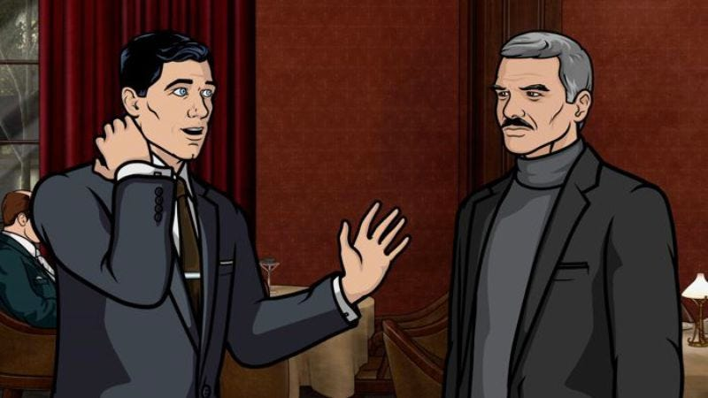 Illustration for article titled Archer is back, and he's brought Burt Reynolds to entertain you