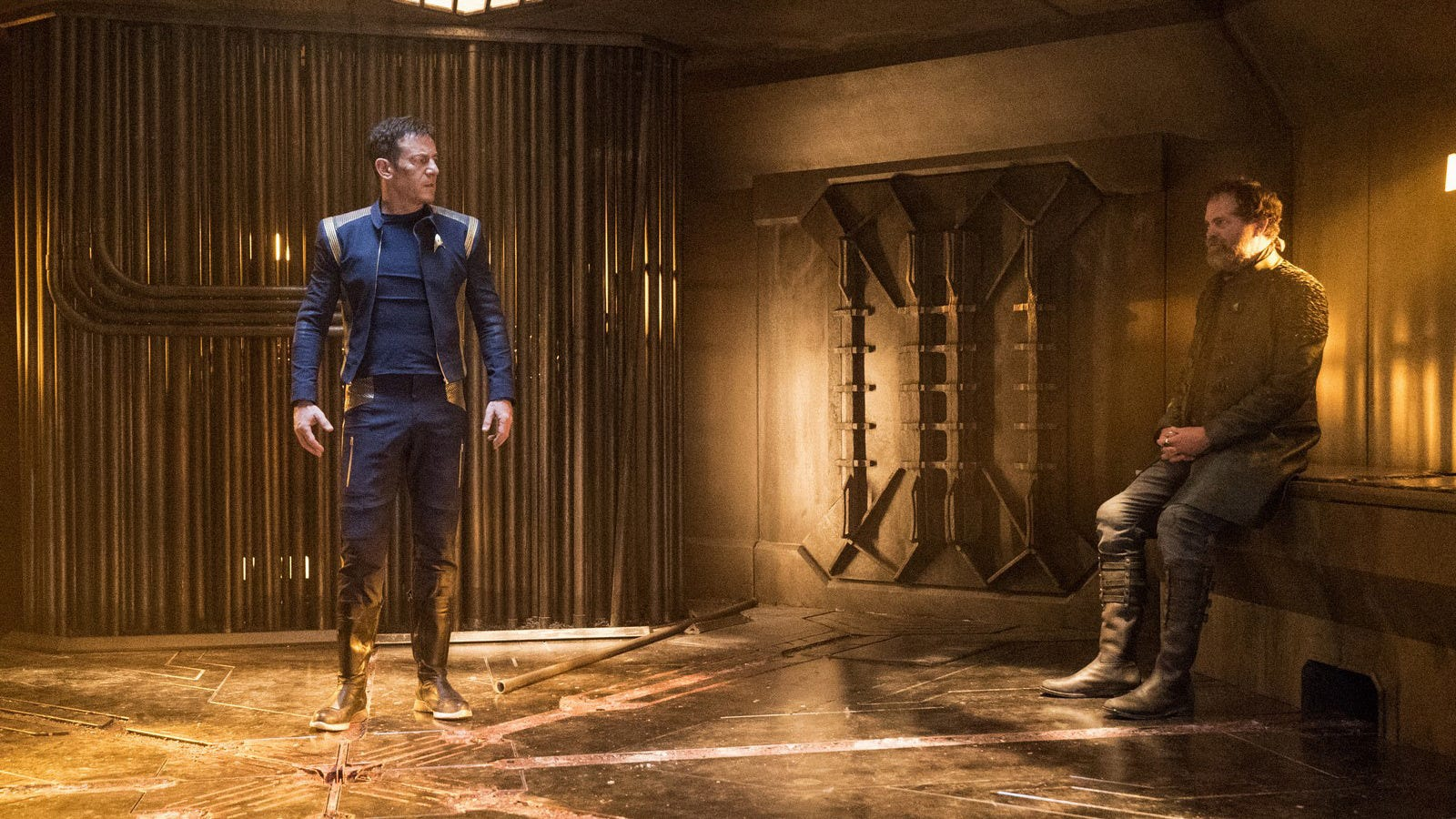And Now Star Trek: Discovery Has Lost Its Soul