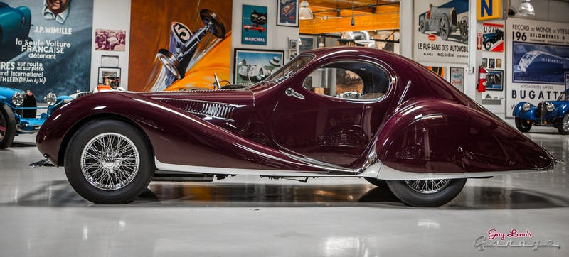 Illustration for article titled Is This The Most Beautiful French Car Ever Made?