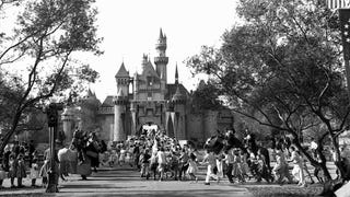 Illustration for article titled Disneyland Opened Its Doors to Hysterical Kids Sixty Years Ago Today