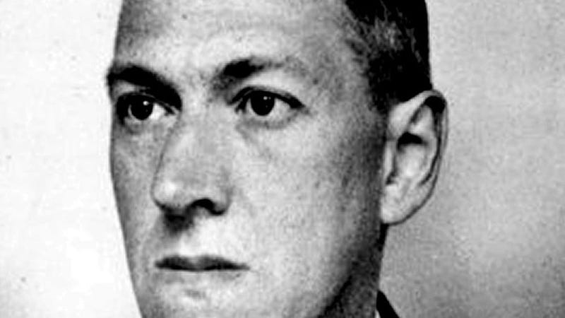 Image: H.P. Lovecraft Archive