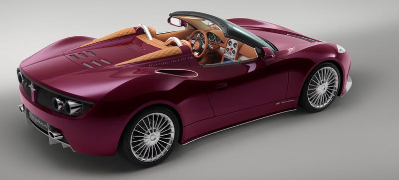 Illustration for article titled Spyker Is Back By Merging With An Electric Airplane Company