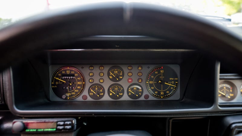 Illustration for article titled The Best Instrument Clusters In The World