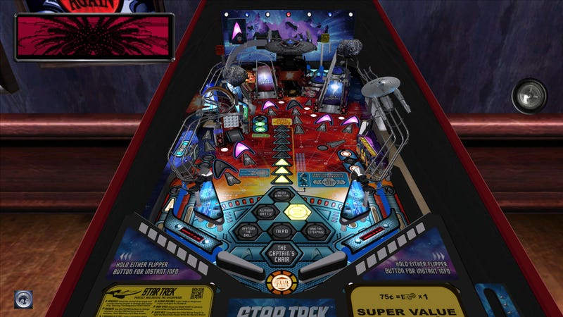 Illustration for article titled Down The Drain - Pinball Arcade's Tables Through The Ages: Present Day