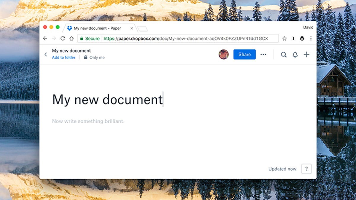 5 Reasons You Might Ditch Google Docs For Dropbox Paper