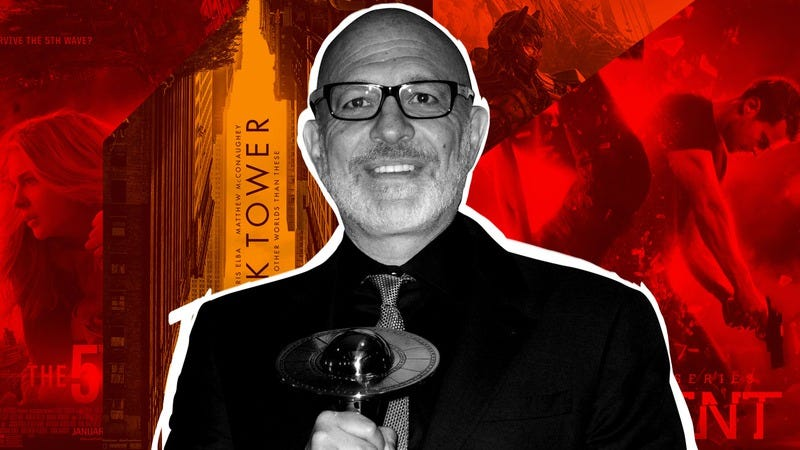 Akiva Goldsman (Photo: Albert L. Ortega/Getty. Graphic: Jimmy Hasse)