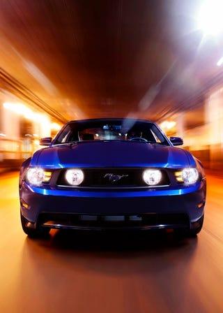 Illustration for article titled 2011 Mustang V6 To Out-Torque Camaro V6