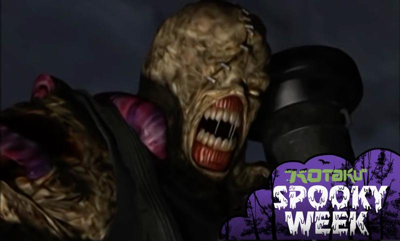 Illustration for article titled Resident Evil 3's Nemesis Is Still Terrifying