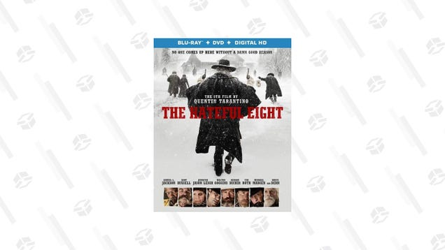 Grab The Hateful Eight For $8 And Enjoy A Good Tarantino Time