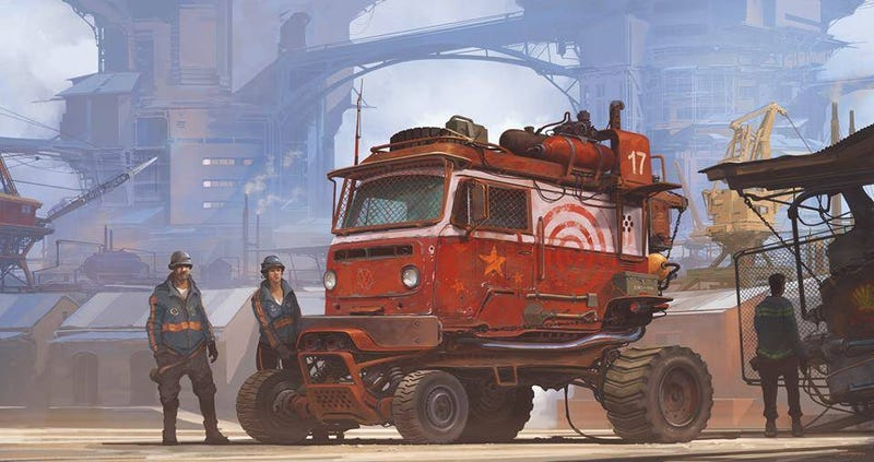 Illustration for article titled By Alejandro Burdisio.