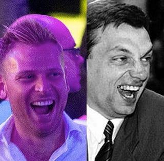 Illustration for article titled A nap felismerése: Orbán Ráhel magához Zelighez ment feleségül