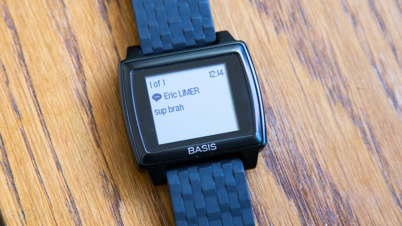 Illustration for article titled The Basis Peak Fitness Tracker Won't Replace Your Smartwatch