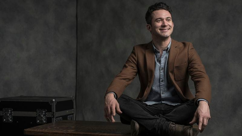 Illustration for article titled Justin Willman on David Wain, David Blaine, and the intersection of comedy and magic