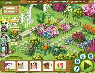 Illustration for article titled Full Bloom is One Puzzling Gardening Simulator