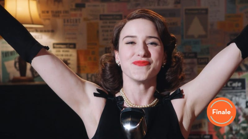 Screenshot: The Marvelous Mrs. Maisel