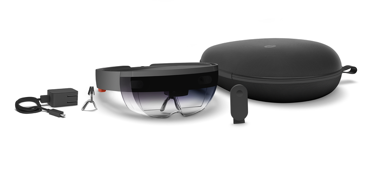 Illustration for article titled Microsoft HoloLens Preorders Open Today for $3,000