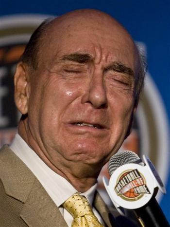 Illustration for article titled Dick Vitale: It's The End Of The World As We Know It