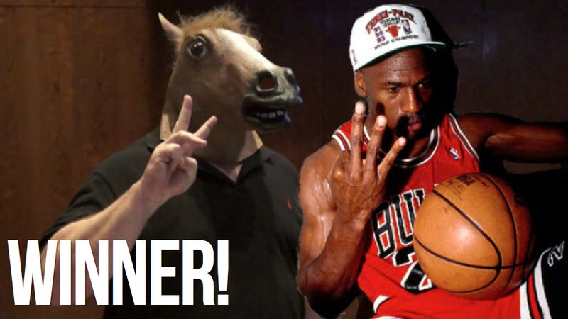 Illustration for article titled Kotaku 'Shop Contest: Horsing Around With Gabe: The Winners