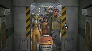 Illustration for article titled What The Reveal On Last Night's Rebels Means For Star Wars