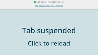Illustration for article titled The Great Suspender Frees Up Memory by Suspending Browser Tabs