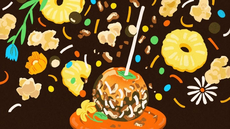 Illustration for article titled How to Make Candy Apples That Don't Suck