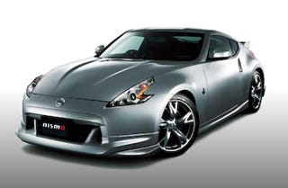 Illustration for article titled Nismo S-Tune Bringing Showroom Upgrades to the 2009 Nissan 370Z