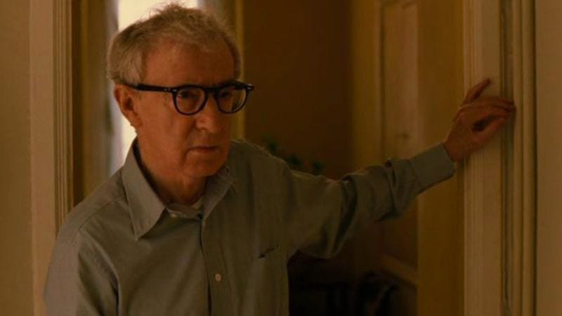 Illustration for article titled Woody Allen is making a TV series for Amazon