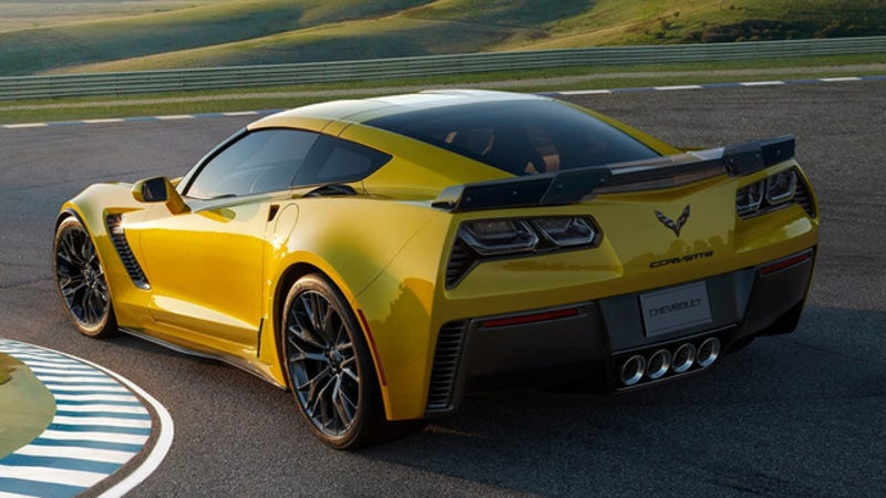 Illustration for article titled Has The Z06 Jumped The Shark With The Automatic Gearbox?