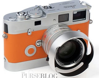 Illustration for article titled Leica M7 Hermès Hands-On Gallery