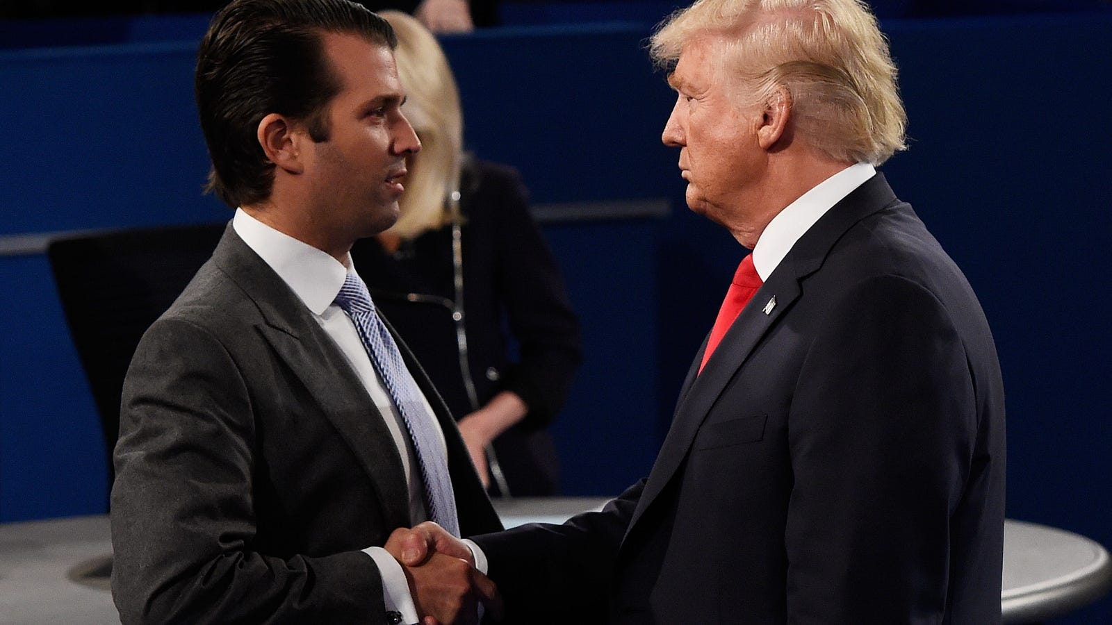 Widow Asks Donald Trump Jr. to Stop Using Her Dead Husband's Photo to Spread Conspiracy Theory