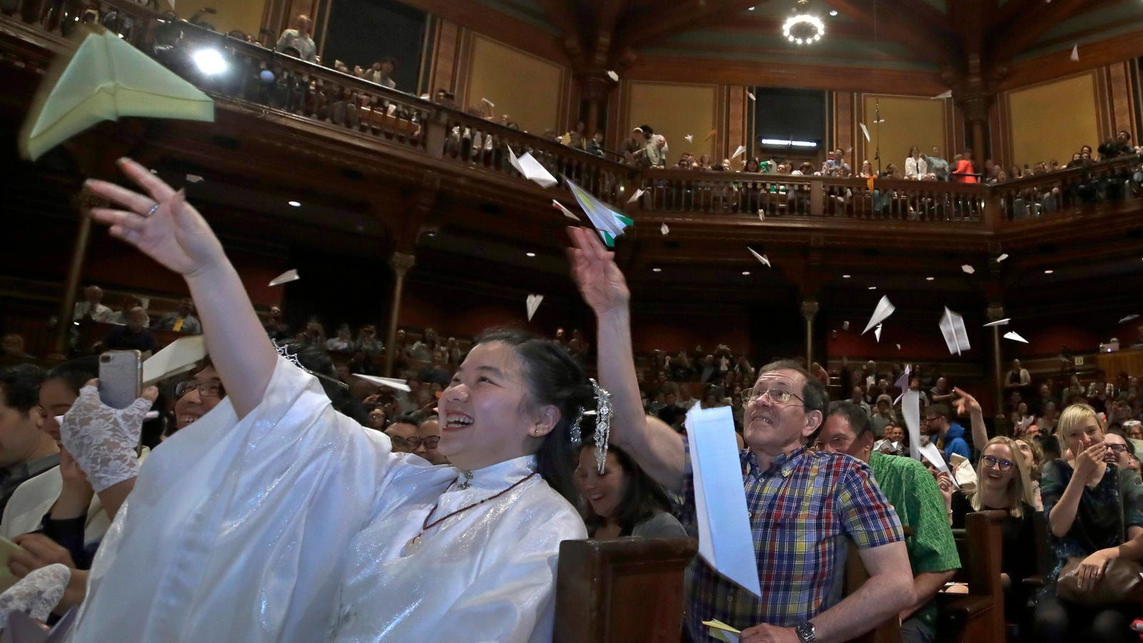 Magnetic Roaches, Cubed Poop, and Dirty Money: The Wonderful Winners of the 2019 Ig Nobel Prize