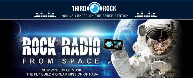 Illustration for article titled NASA's streaming rock station is really fucking good
