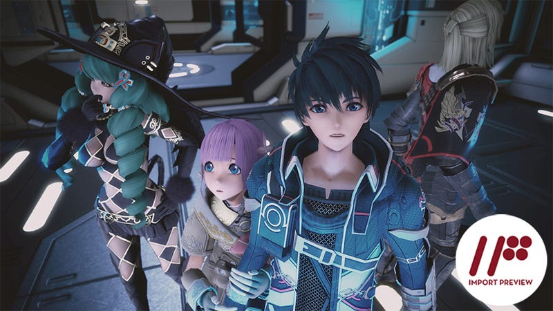Illustration for article titled Star Ocean: Integrity and Faithlessness: The Kotaku Import Preview