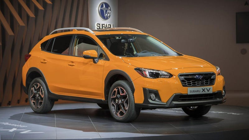 The 2018 Subaru Crosstrek Will Lay Waste To Volkswagen