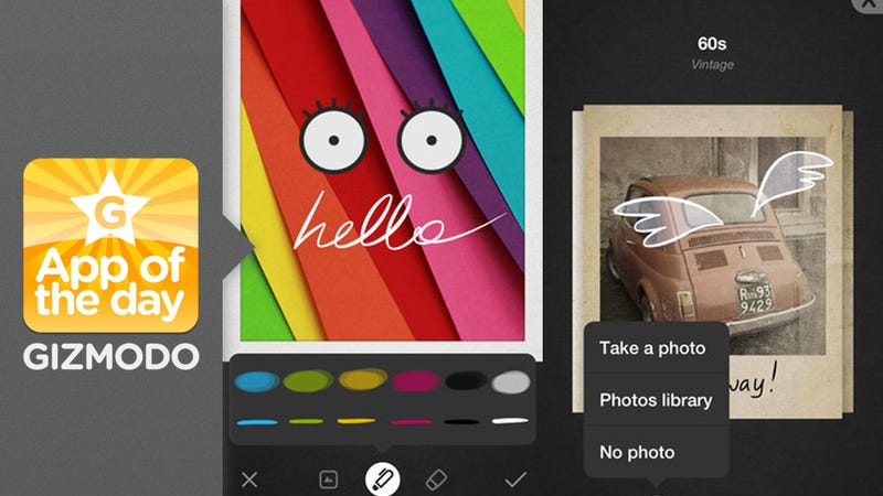 Bamboo Loop: A Fun, Creative Twist on Everyday Picture Messaging